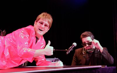Elton John and Billy Joel Tribute
