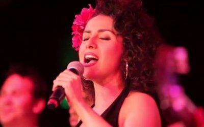 Gloria Estefan performed by Ines