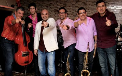 Mikey's HotSwing Latin Band