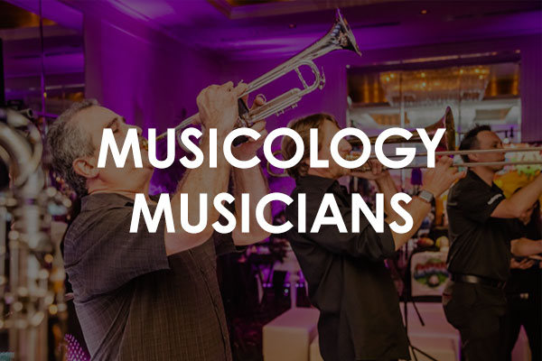 Musicology musicians