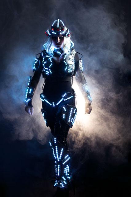 LED Dancer