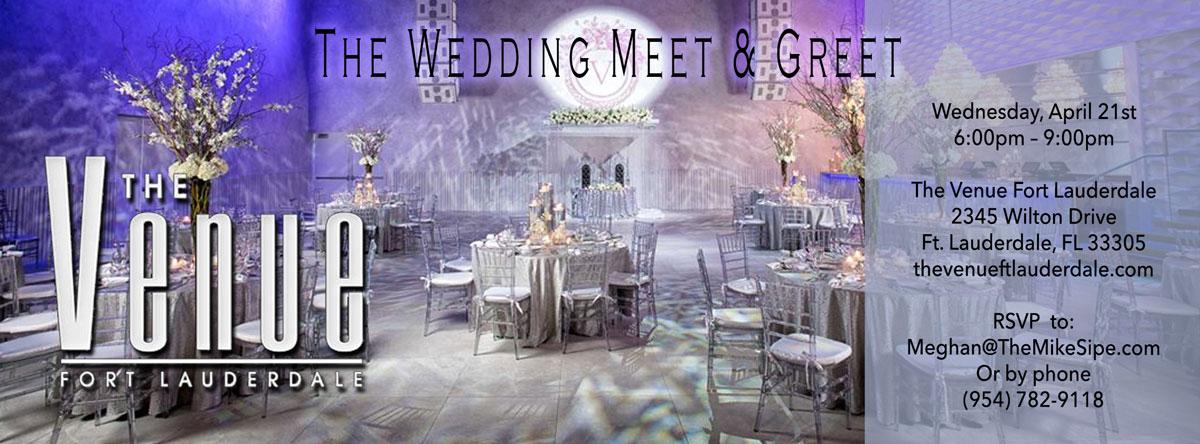 Wedding Meet & Greet