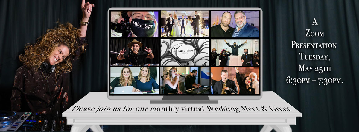 Virtual Wedding Meet & Greet