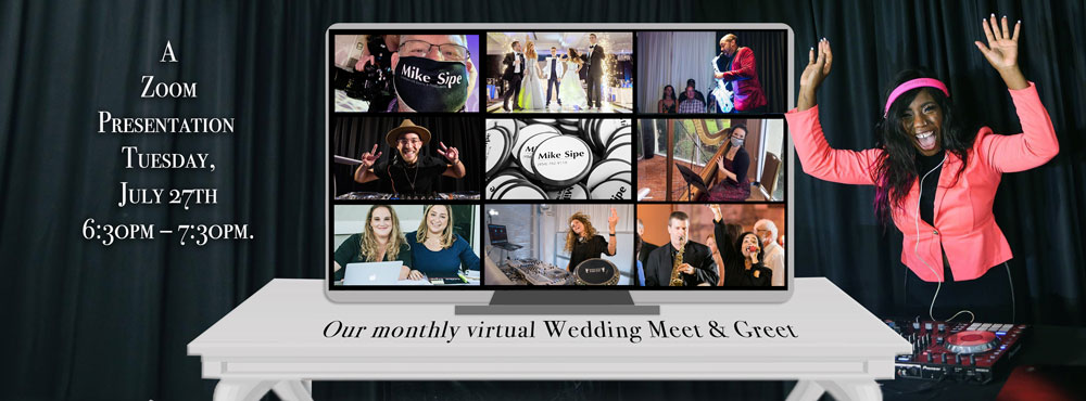 Virtual Wedding Meet & Greet